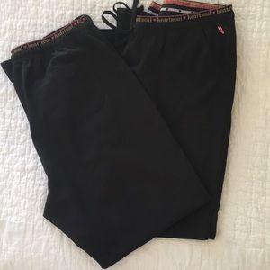 Set of 2 Heartsoul drawstring uniform pants